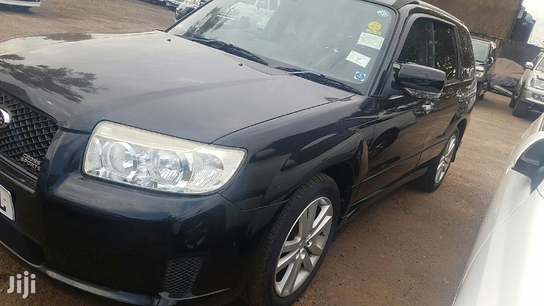 Subaru Forester 2006 Black