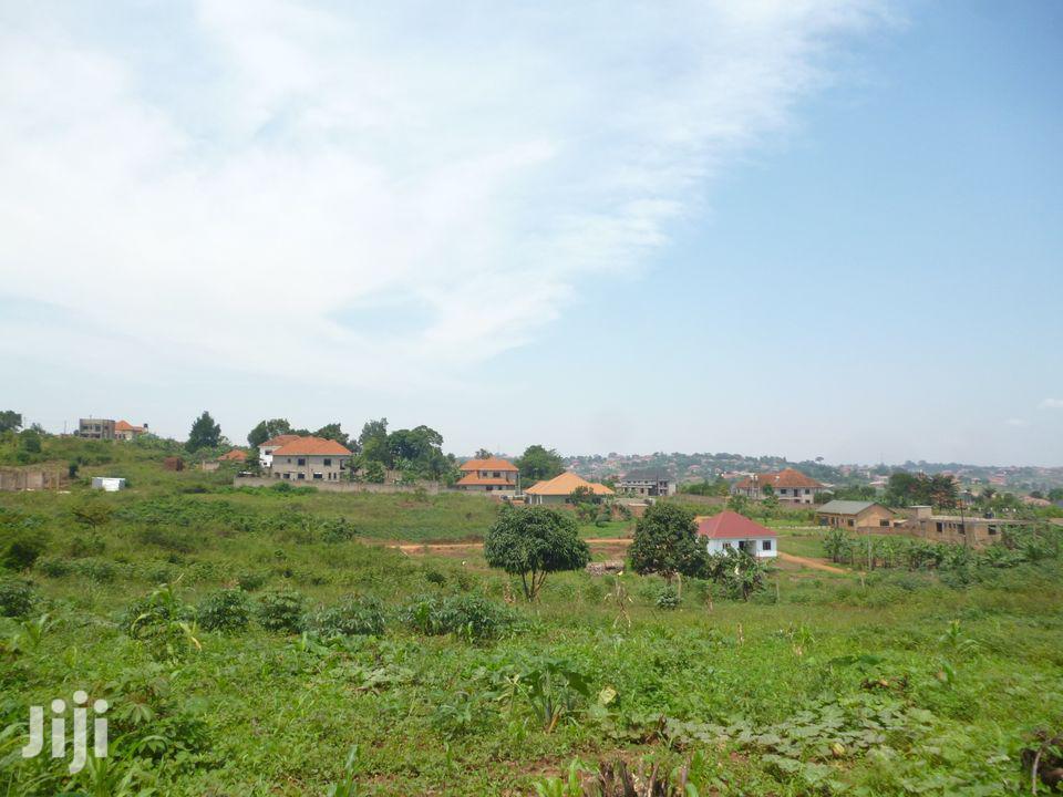 Plot In Kira Nsasa Nabusugwe For Sale
