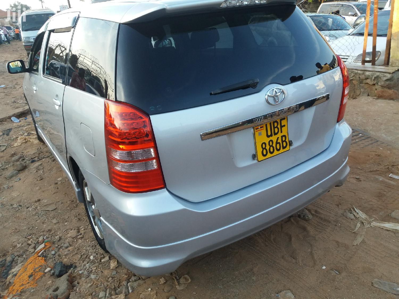 Toyota Wish 2003 Silver   Cars for sale in Kampala, Central Region, Uganda