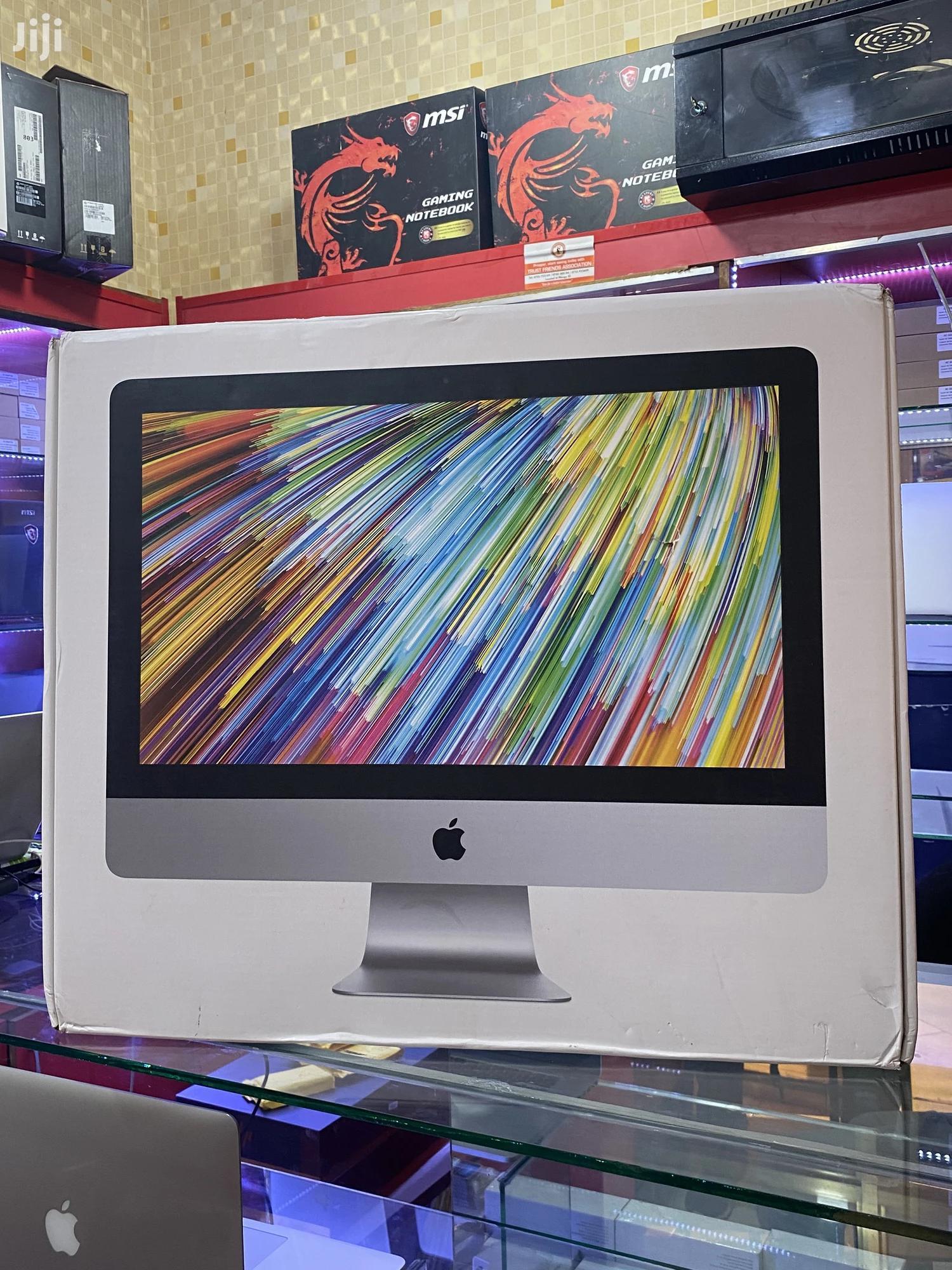 New Desktop Computer Apple iMac 8GB Intel Core i5 SSHD (Hybrid) 1T