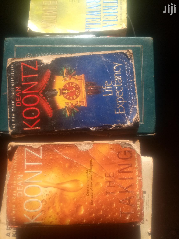 Archive: Old Novels