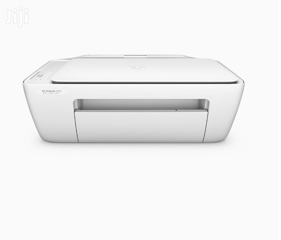 Archive: Hp Deskjet 2130 All In One Printer