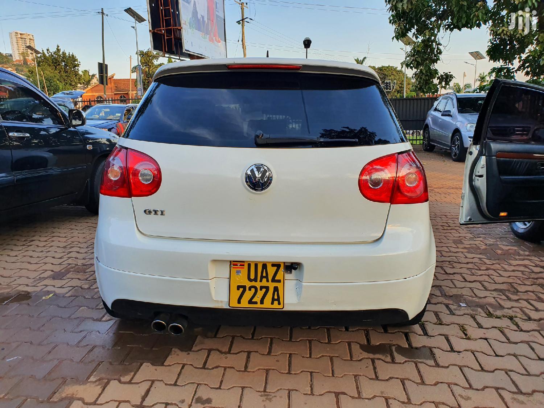 Volkswagen Golf 2009 GTI White | Cars for sale in Kampala, Central Region, Uganda