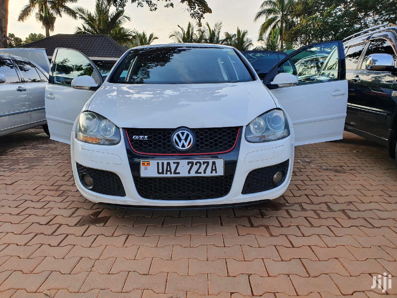 Volkswagen Golf 2009 GTI White