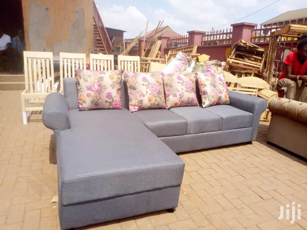 Archive: L Shaped Sofa (6 Seats)