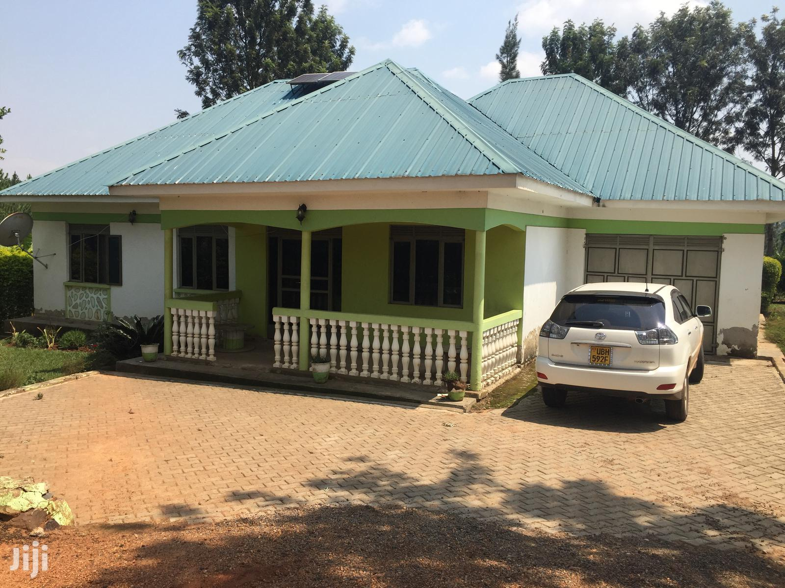 House For Sale In Mbarara