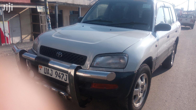 Toyota RAV4 1996 Silver | Cars for sale in Bushenyi, Western Region, Uganda