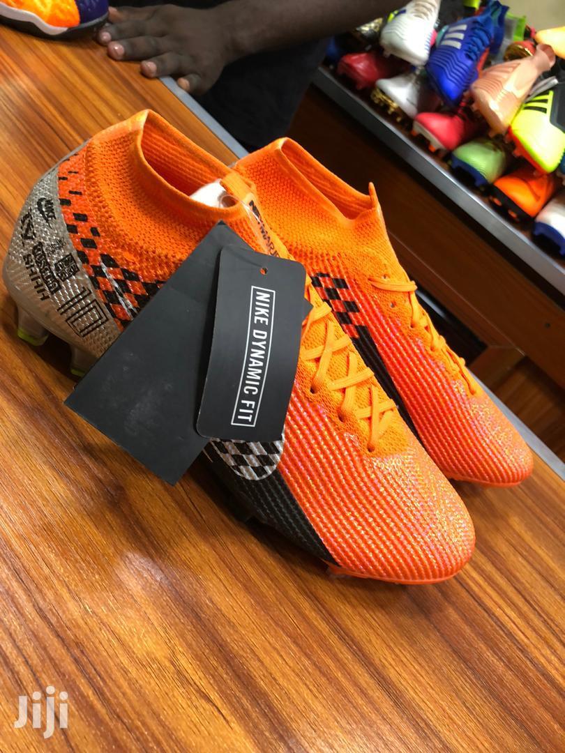 ISN Nike Classic Football Shoes
