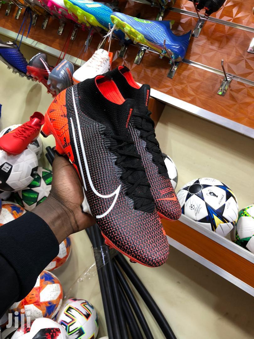 Dynamic Merc Nike Football Shoes