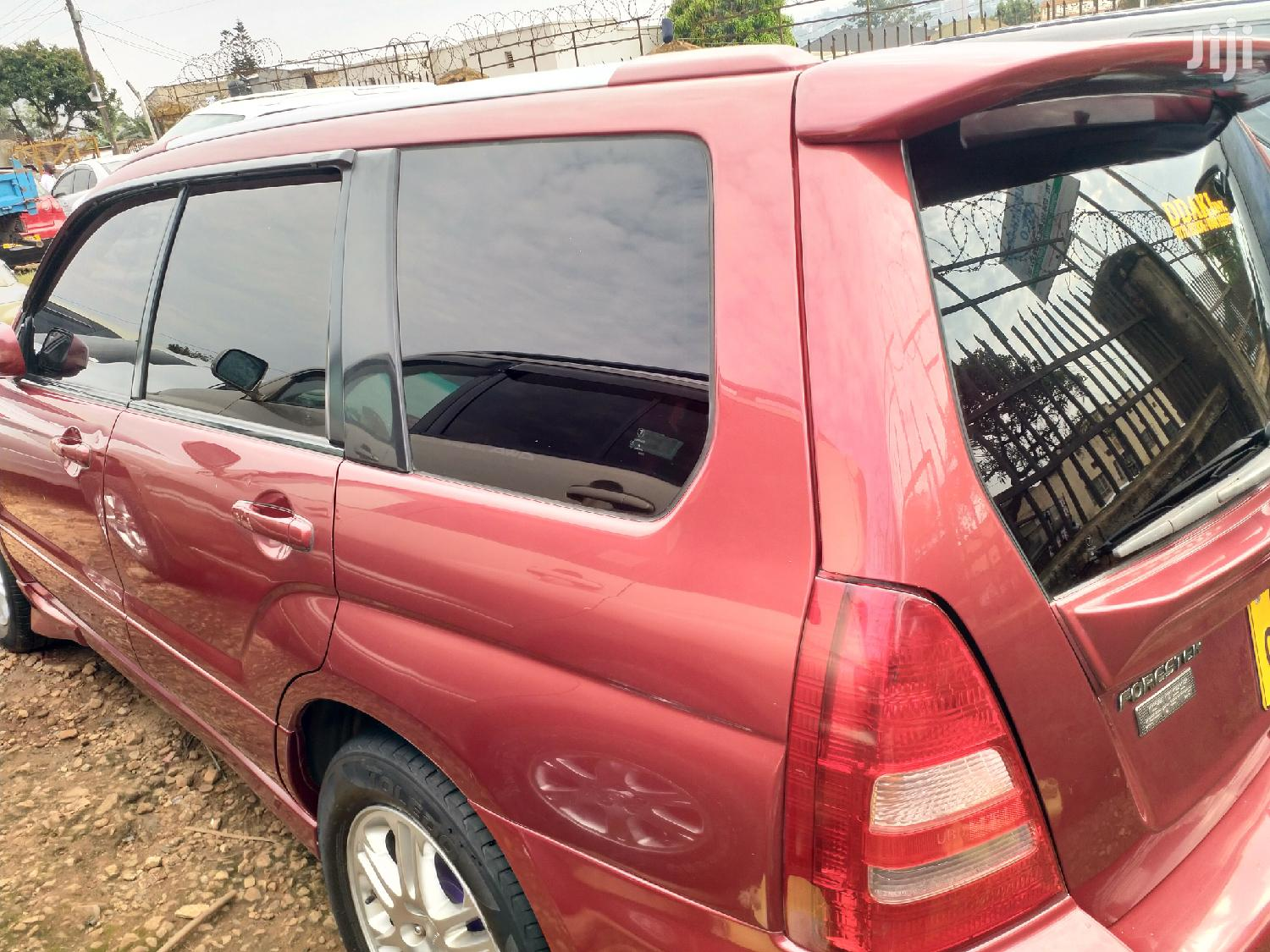 Subaru Forester 2005 2.0 X Active Red | Cars for sale in Kampala, Central Region, Uganda