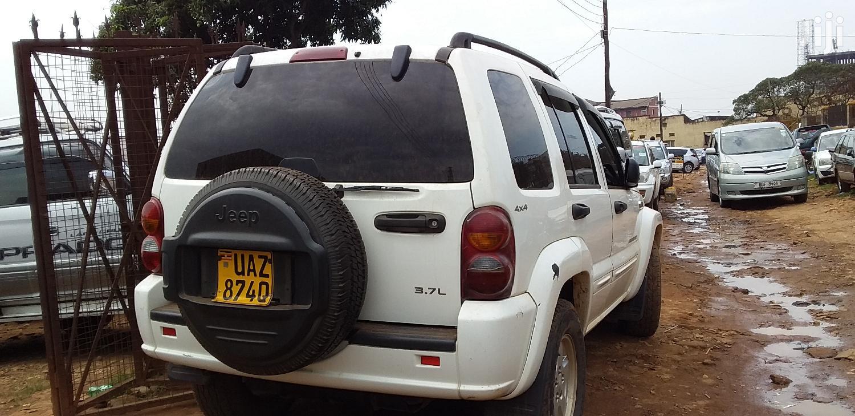 Jeep Cherokee 2008 White | Cars for sale in Kampala, Central Region, Uganda