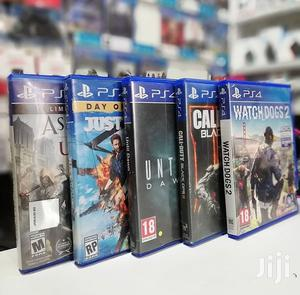 New Sealed Ps4 Games | Video Games for sale in Central Region, Kampala