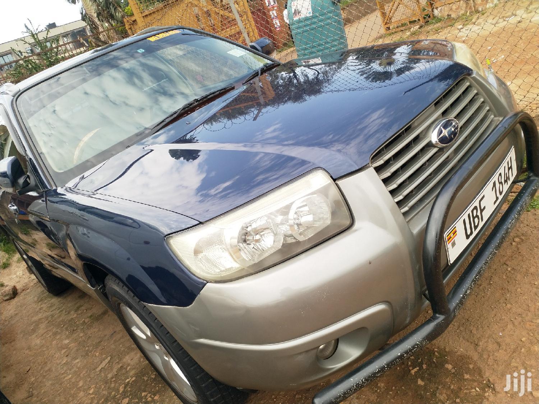 New Subaru Forester 2.0 X Trend 2007 Blue