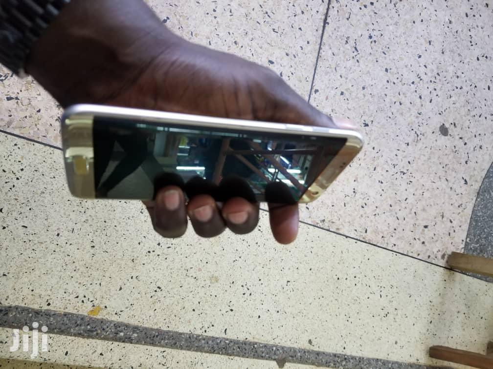 Samsung Galaxy S7 edge 64 GB Gold   Mobile Phones for sale in Kampala, Central Region, Uganda