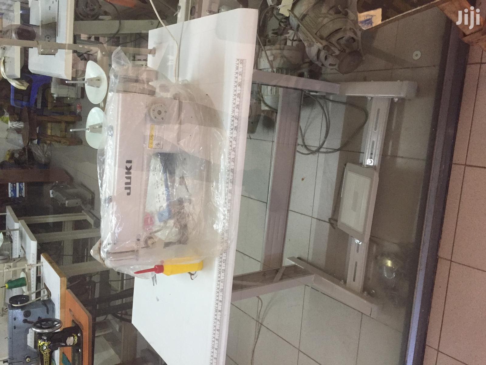 Archive: Juki Industrial Machine