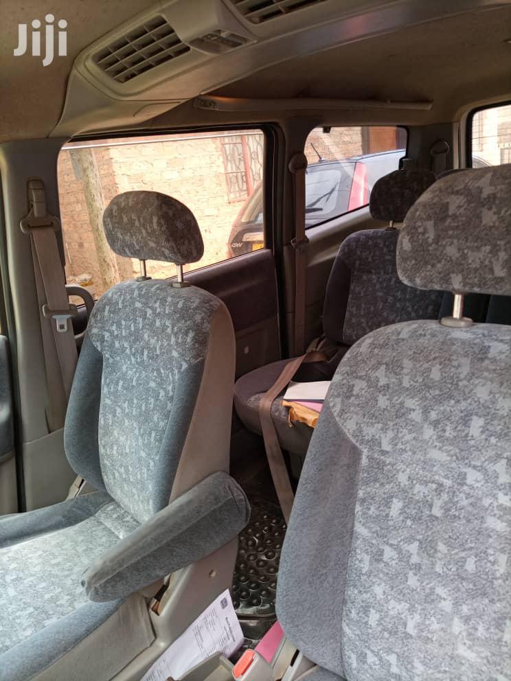 Nissan Serena 2000 Gray   Cars for sale in Kampala, Central Region, Uganda