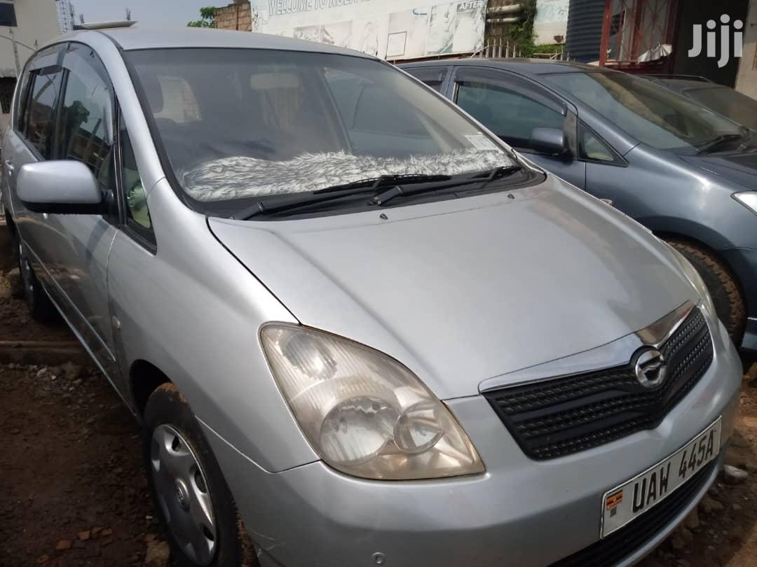 Toyota Spacio 2002 Silver