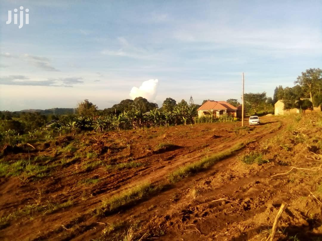 Next to Land Offices Wakiso Plots for Sale With Ready Title