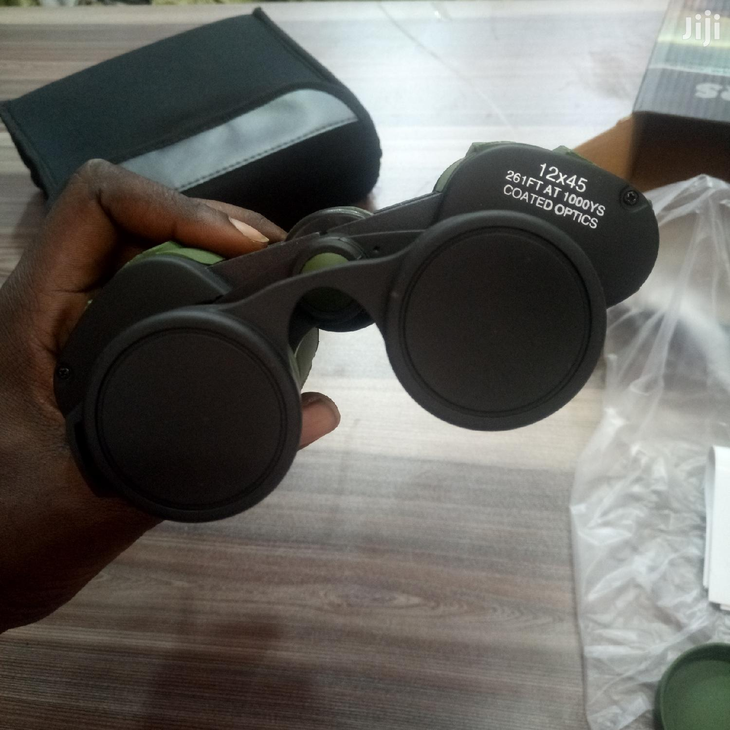 Waterproof Long Range Binoculars (12 X 45) | Camping Gear for sale in Kampala, Central Region, Uganda