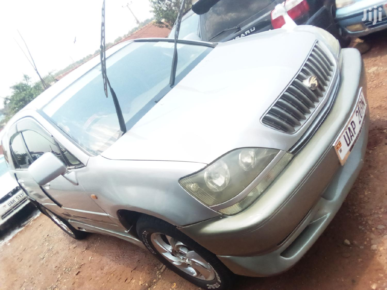 Toyota Harrier 1998 Silver