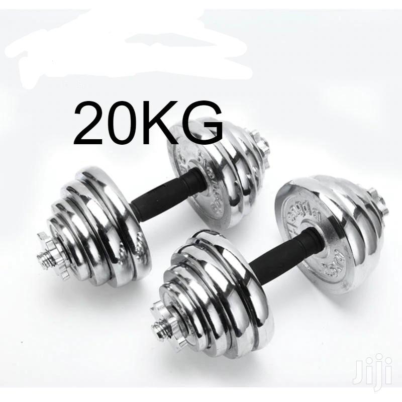 20kg Dumbless