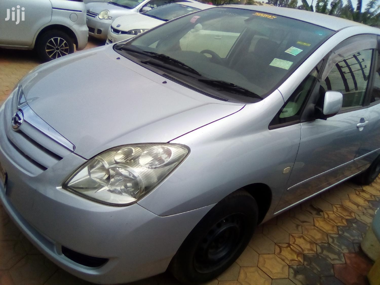 Toyota Spacio 2007 Silver
