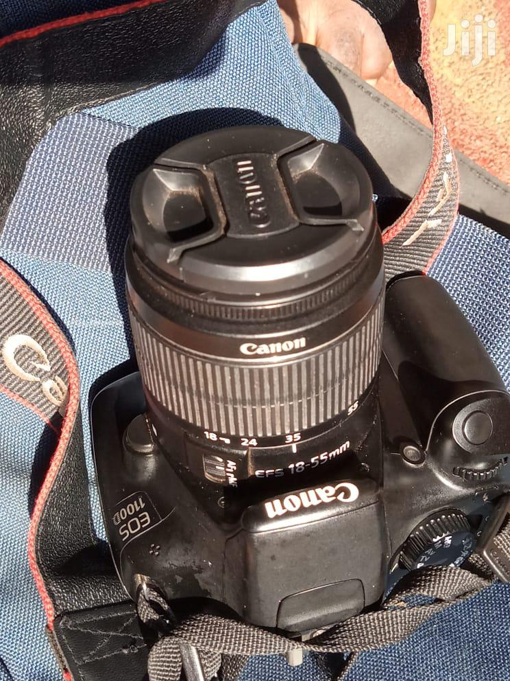 Archive: Canon EOS 1100d Used but in Good Condition at 1.2M