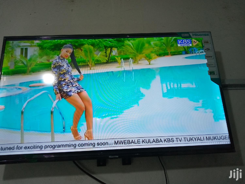 Archive: Hisense Flat Screen Digital TV 40 Inches