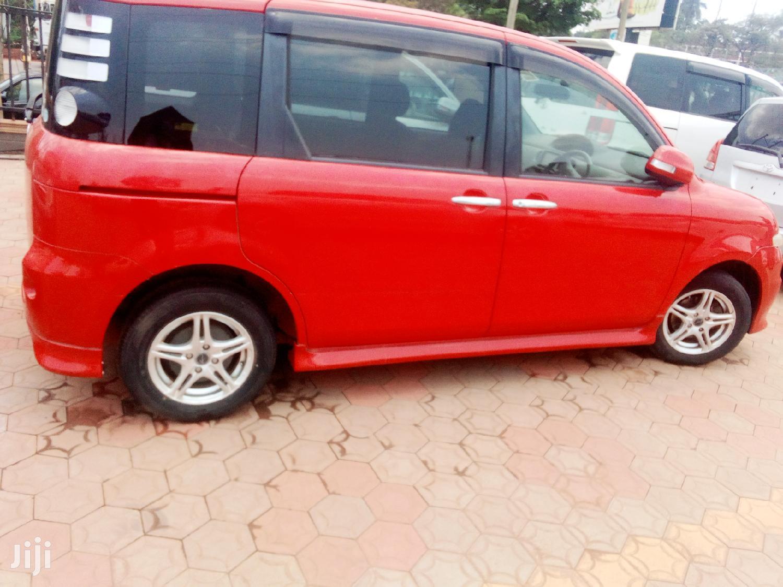 Toyota Sienta 2007 Red   Cars for sale in Kampala, Central Region, Uganda