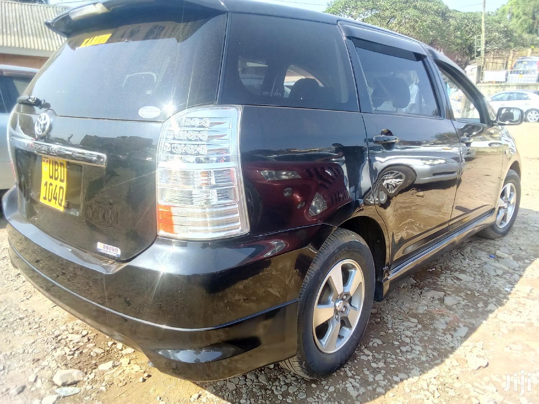 Toyota Wish 2003 Black | Cars for sale in Kampala, Central Region, Uganda