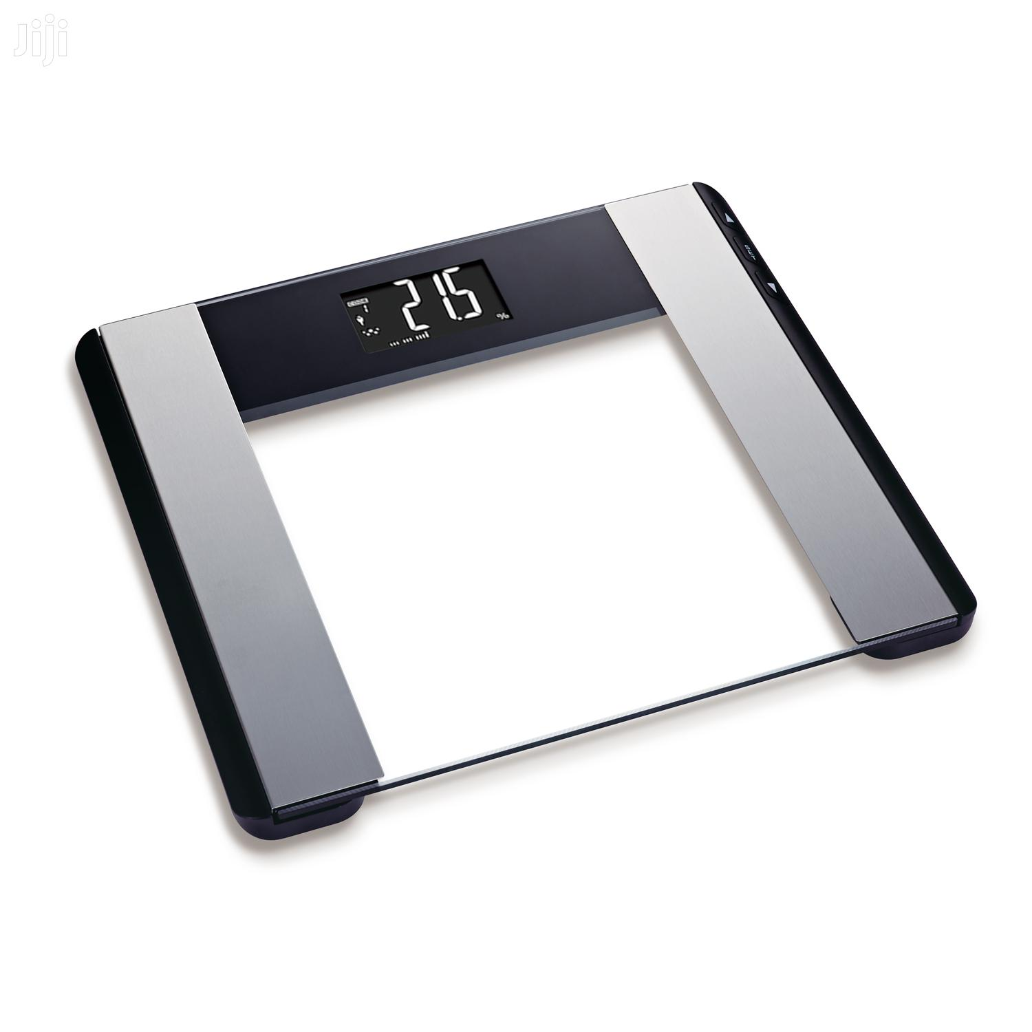 Personal Glass Digital Body Weighing Scales