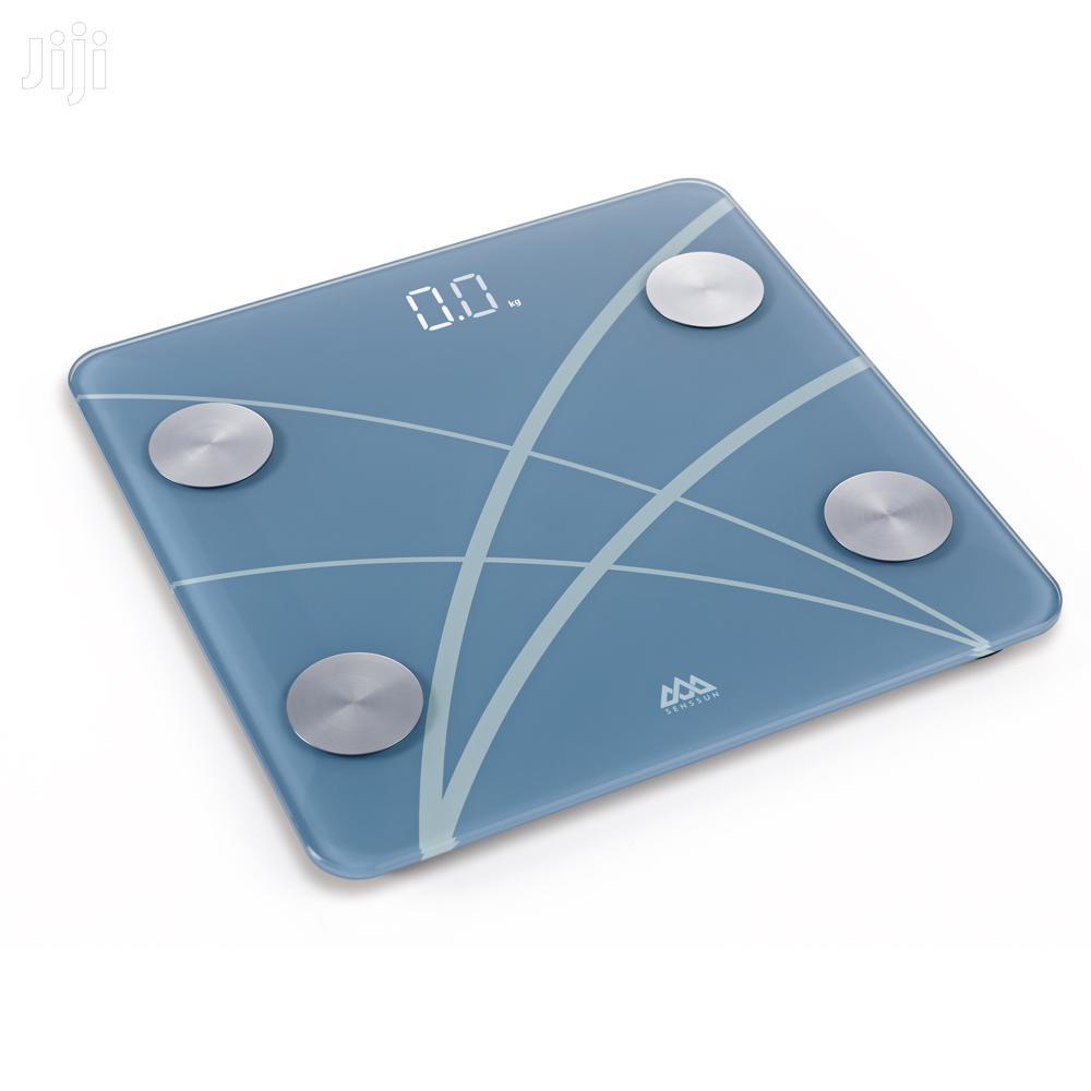 Slim Body Weight Bathroom Scales
