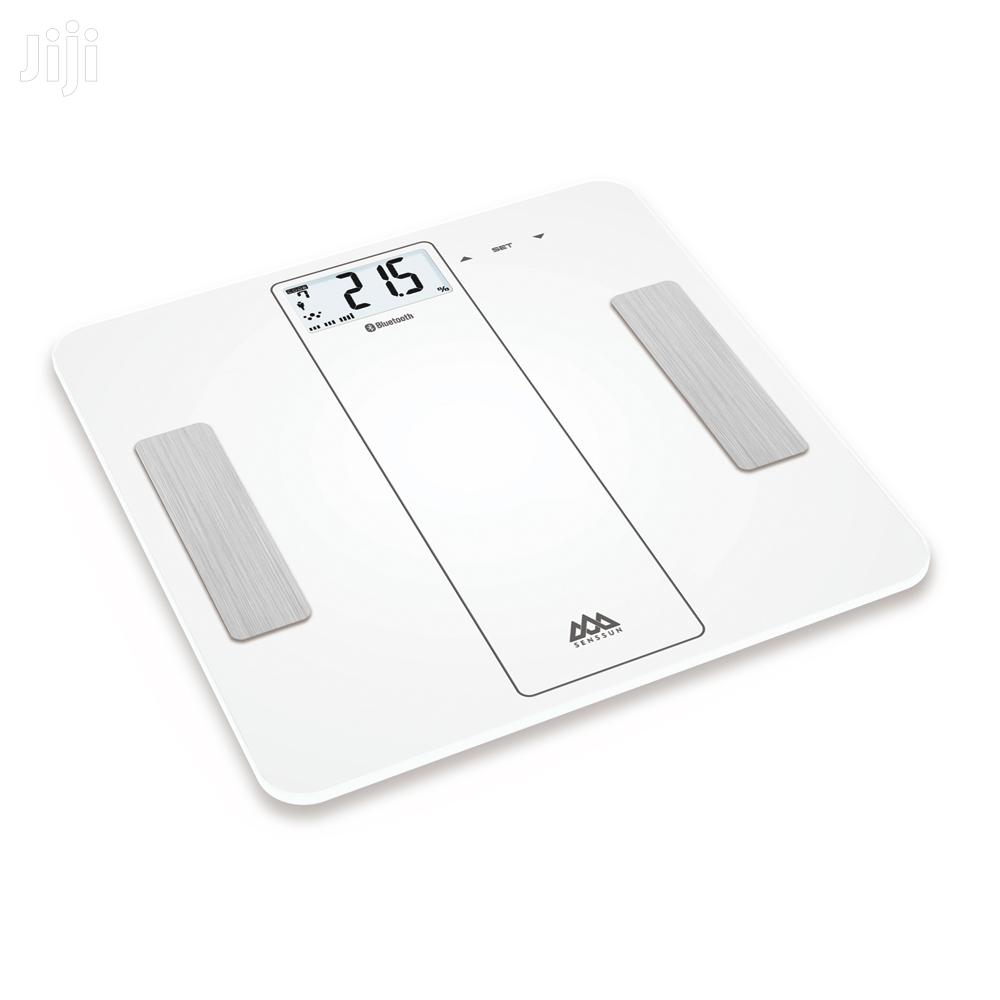 Smart Bathroom Scale