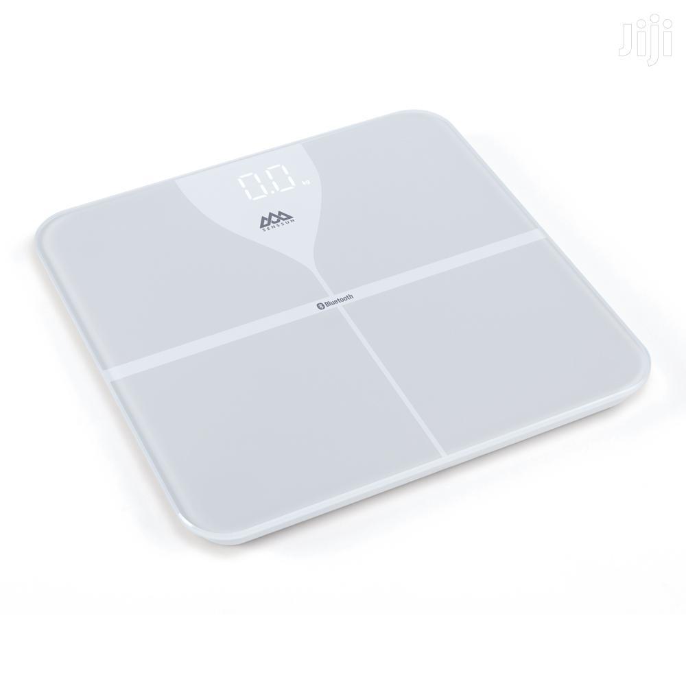 Digital Bathroom Weighing Scales
