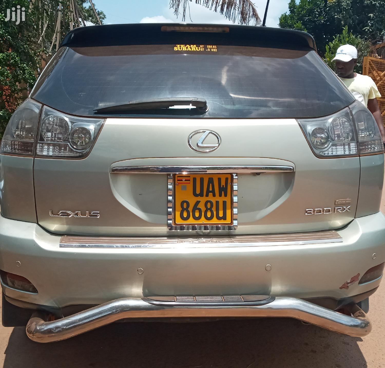 Toyota Harrier 2004 Silver | Cars for sale in Kampala, Central Region, Uganda