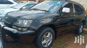 Toyota Harrier 1998 Black   Cars for sale in Central Region, Kampala