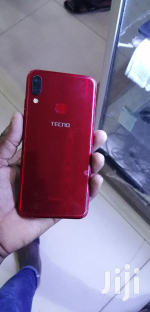 Tecno Camon 11 32 GB Red   Mobile Phones for sale in Central Region, Kampala