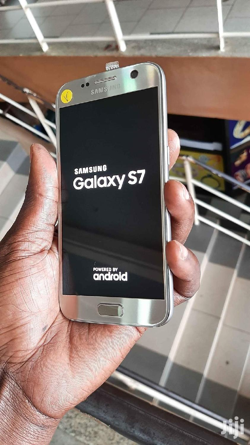 Samsung Galaxy S7 32 GB Gray | Mobile Phones for sale in Kampala, Central Region, Uganda