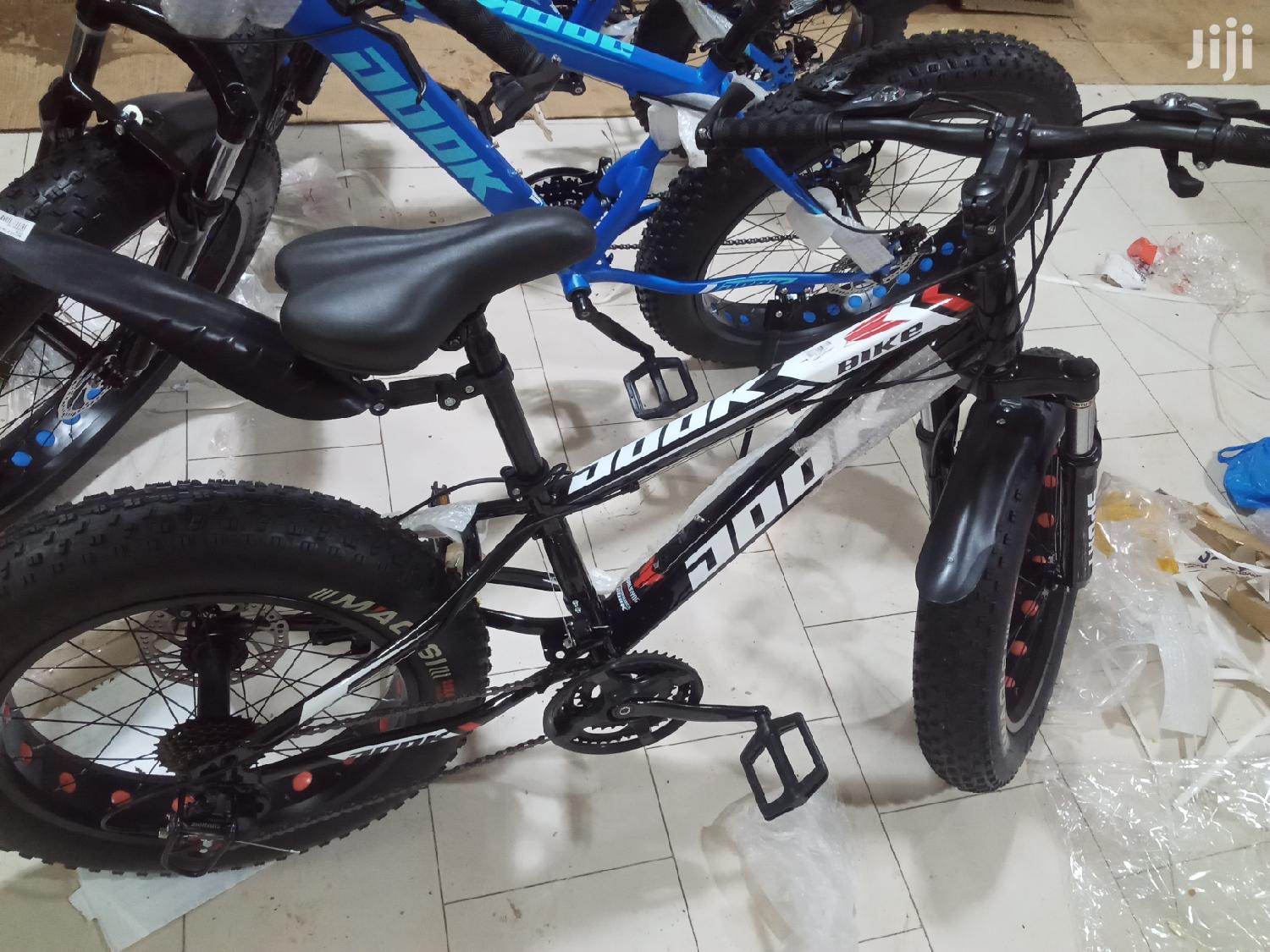Archive: Bicycle With Big Wheels