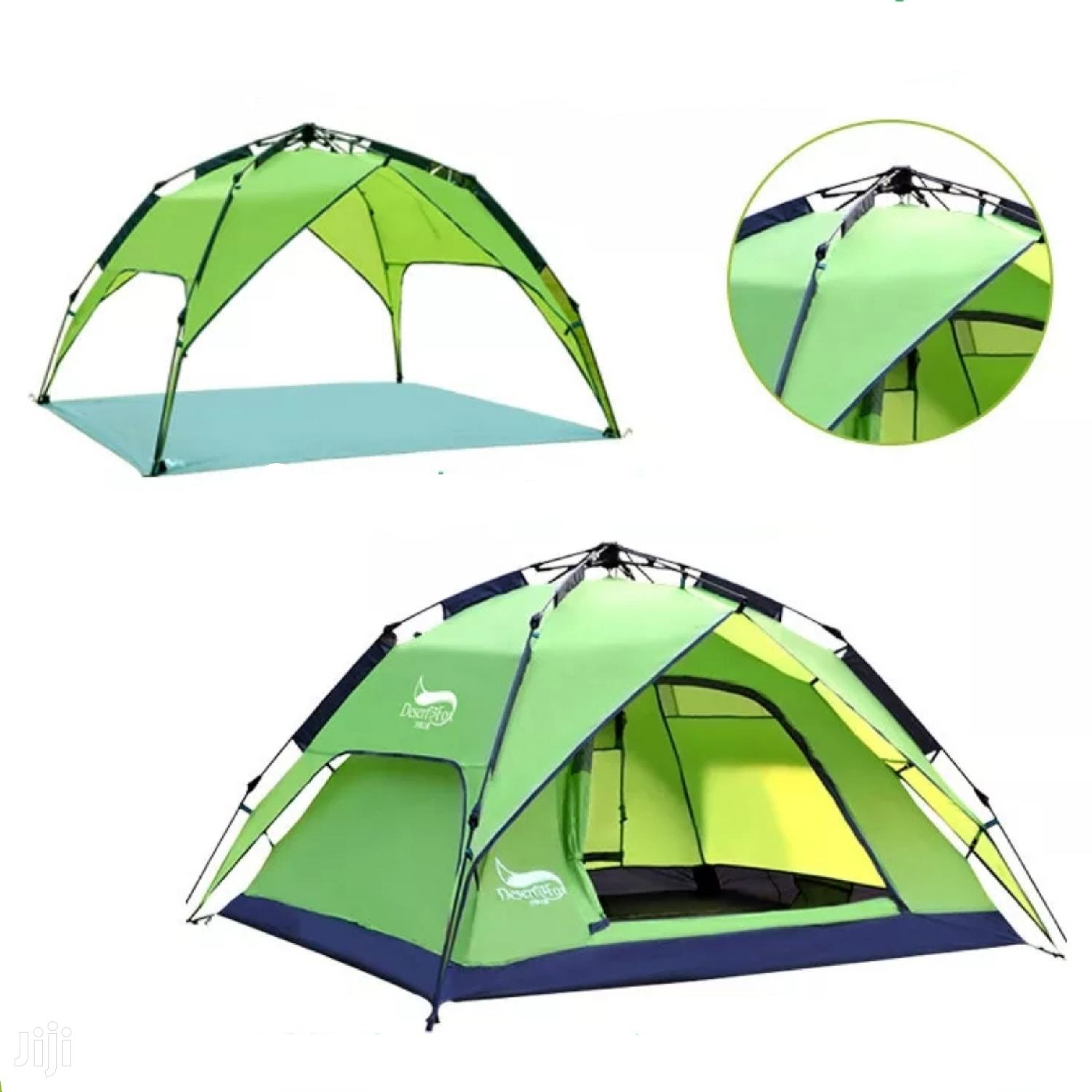 2in1 All Weather Automatic Camping Tent | Camping Gear for sale in Kampala, Central Region, Uganda