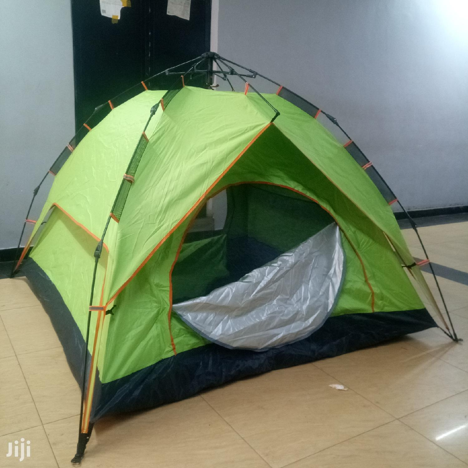 2in1 All Weather Automatic Camping Tent