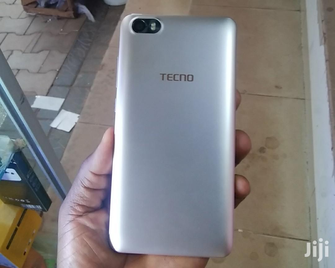 New Tecno F1 8 GB Gold   Mobile Phones for sale in Kampala, Central Region, Uganda