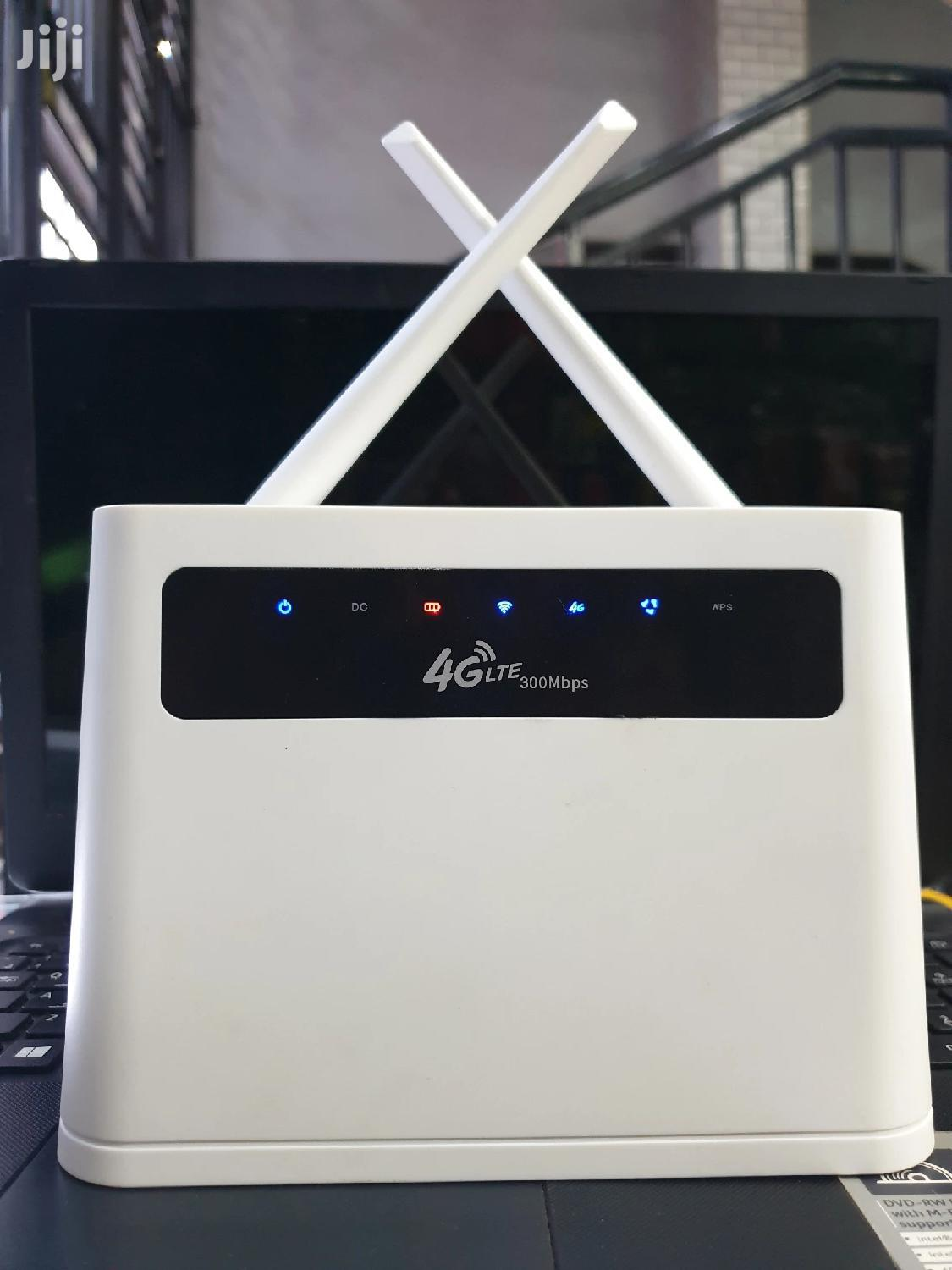 Unlocked 4g+ Rechargeable Router (5000mah) - Lycamobile Etc | Networking Products for sale in Kampala, Central Region, Uganda