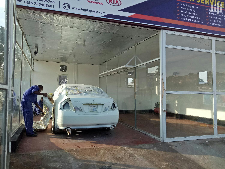 Auto Body Spray   Automotive Services for sale in Kampala, Central Region, Uganda