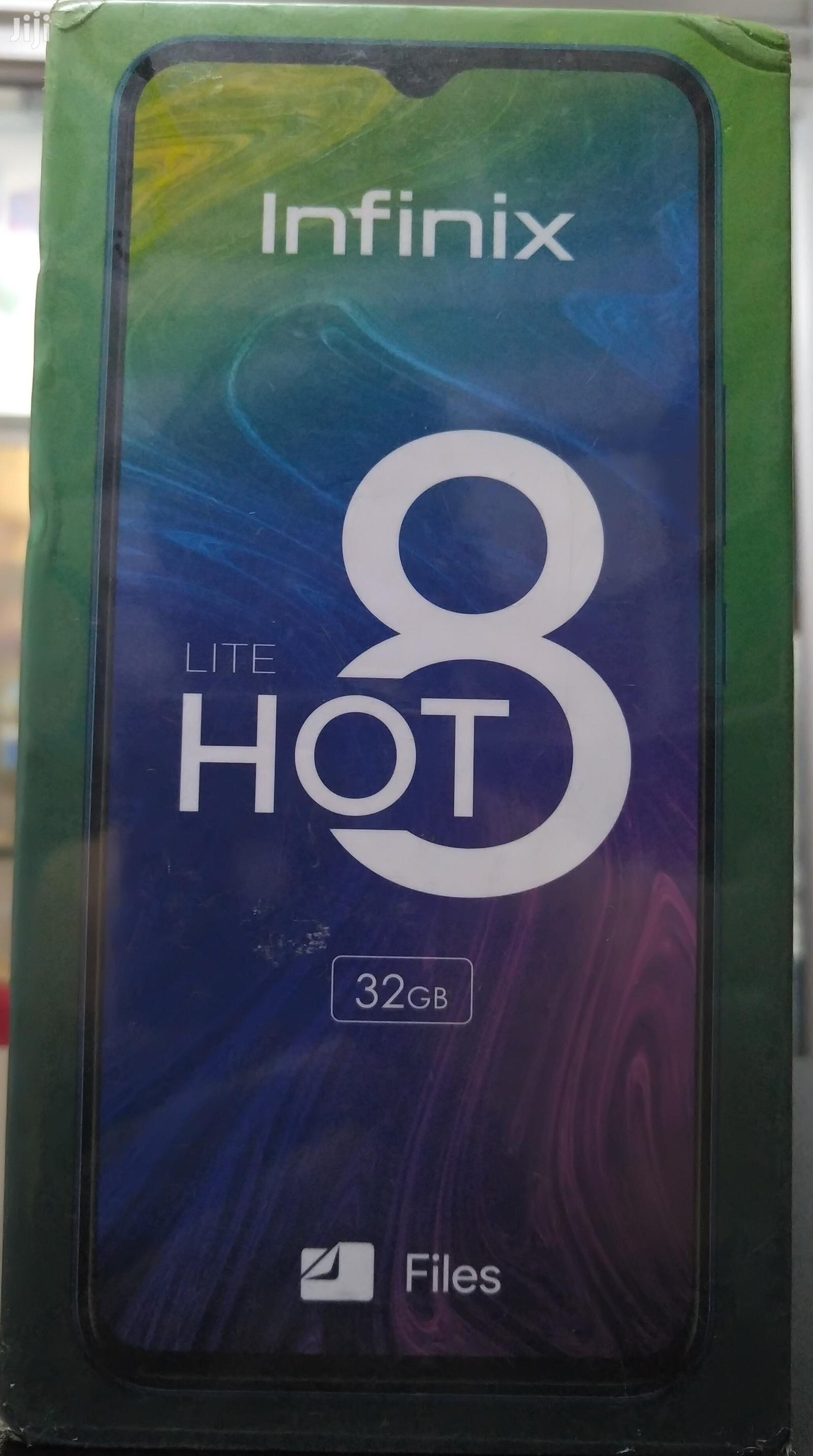 New Infinix Hot 8 Lite 32 GB