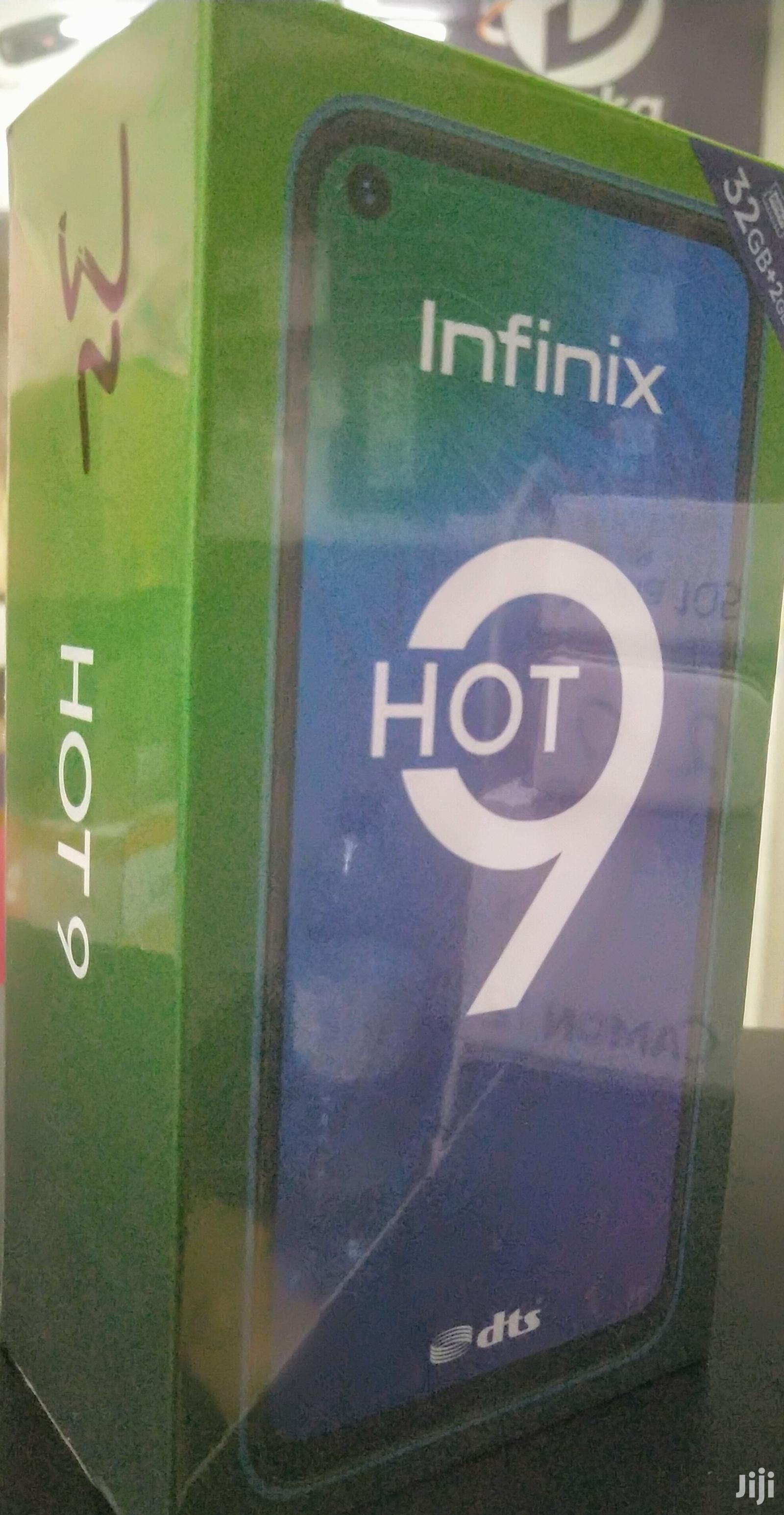 New Infinix Hot 9 32 GB | Mobile Phones for sale in Kampala, Central Region, Uganda