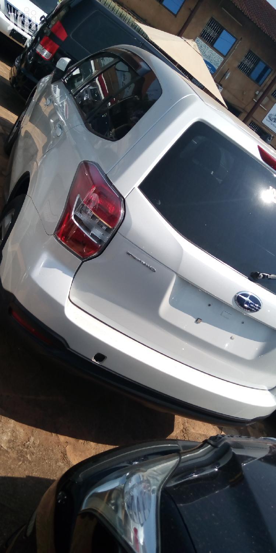 Subaru Forester 2013 White | Cars for sale in Kampala, Central Region, Uganda