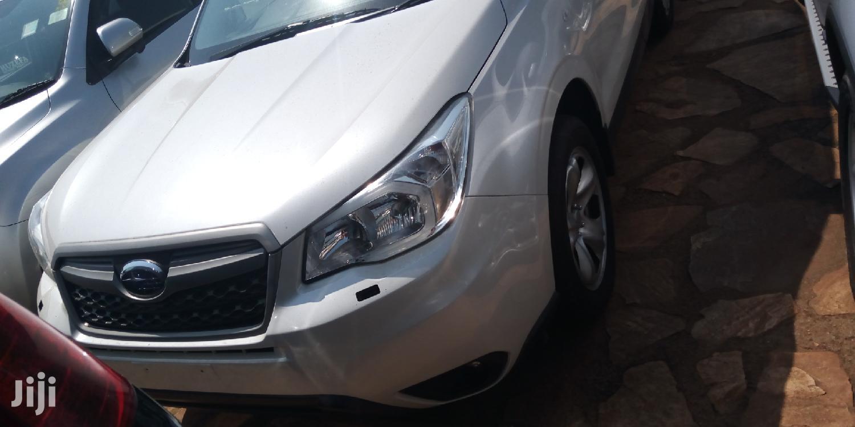 Subaru Forester 2013 White