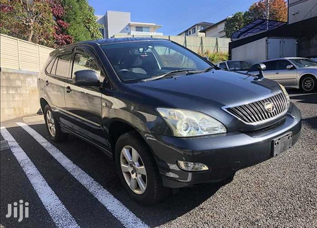 Toyota Harrier 2006 Gray | Cars for sale in Kampala, Central Region, Uganda