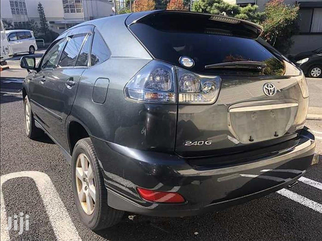 Toyota Harrier 2006 Gray